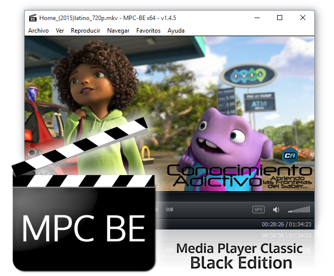 Media Player Classic BE (Black Edition)