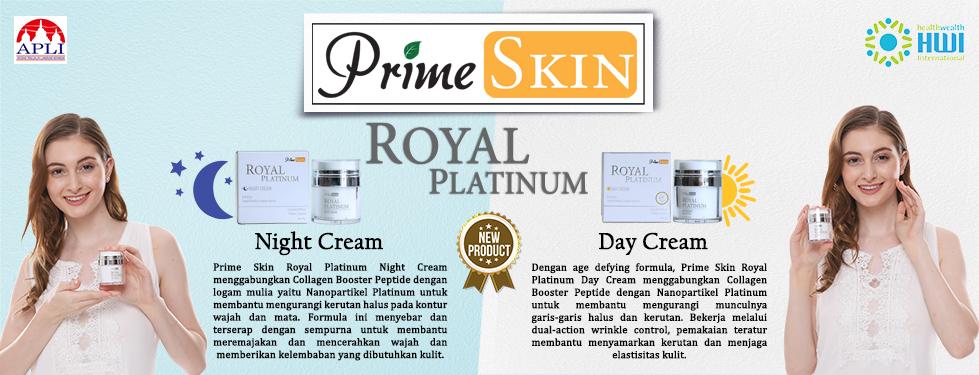 Prime Skin Royal Platinum Night Cream