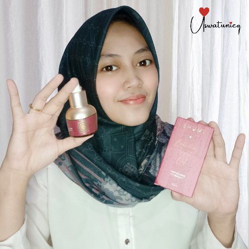 FACE OIL TERBAIK: BHUMI BAUCHIOL NIGHT OIL