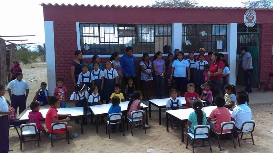Portal olmos for Mobiliario para estudiantes