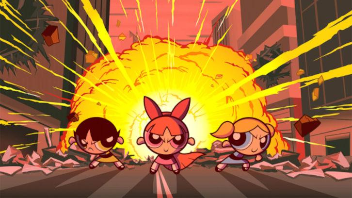 powerpuff girls in development at cw