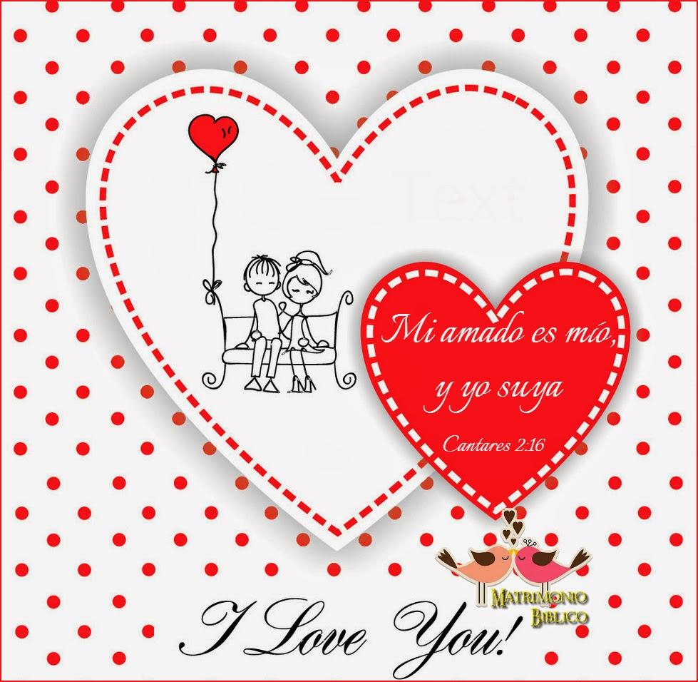 Tarjeta Cristiana De Amor