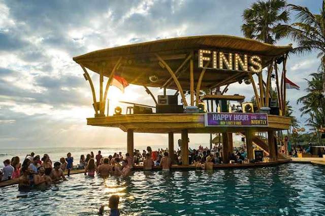 tiket masuk Finns Beach Club 2019