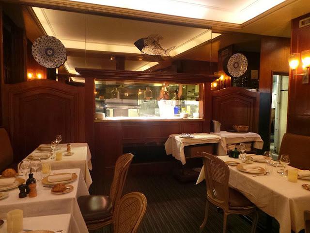 Restaurant La Marée Paris RestoPartner bonne adresse la Quinzaine Gourmande
