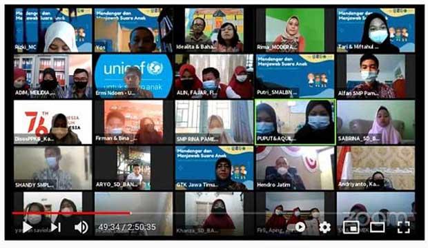 Suara Anak Masa Pandemi: Pak Bu, Jangan Hanya Memberi Tugas