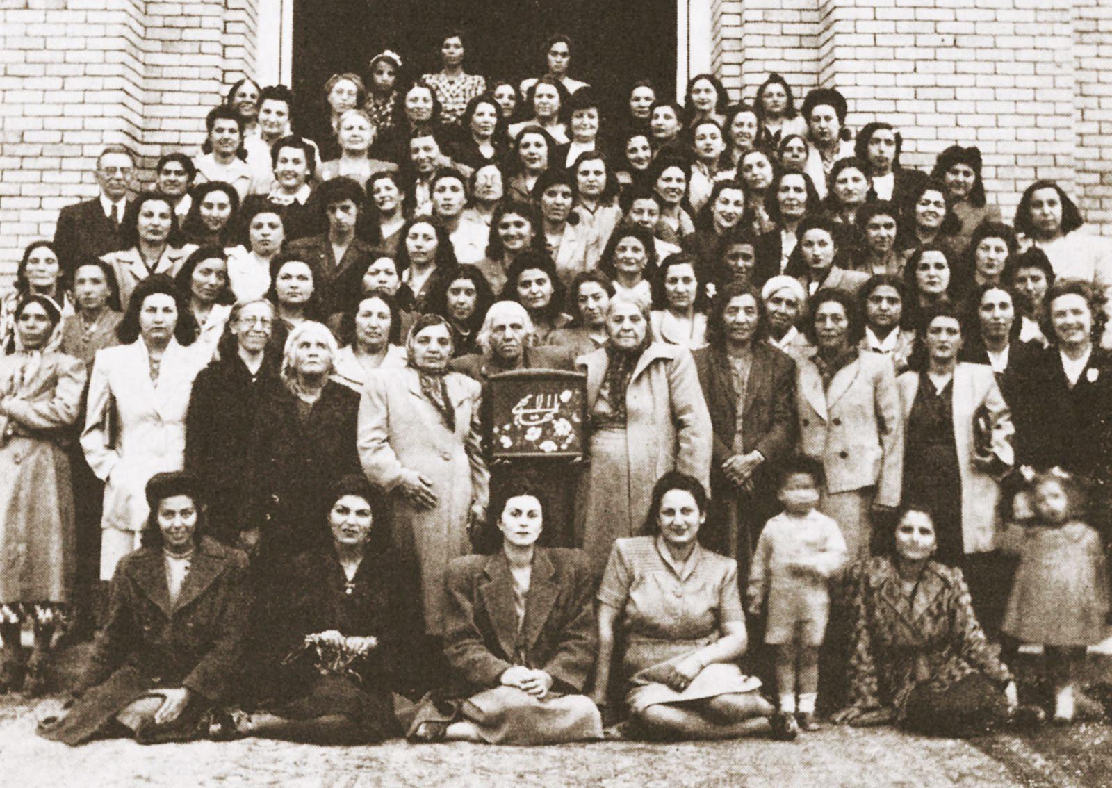 Baha i Points of Interest  1947  First Progressive Women s ... 99e1d2e5b