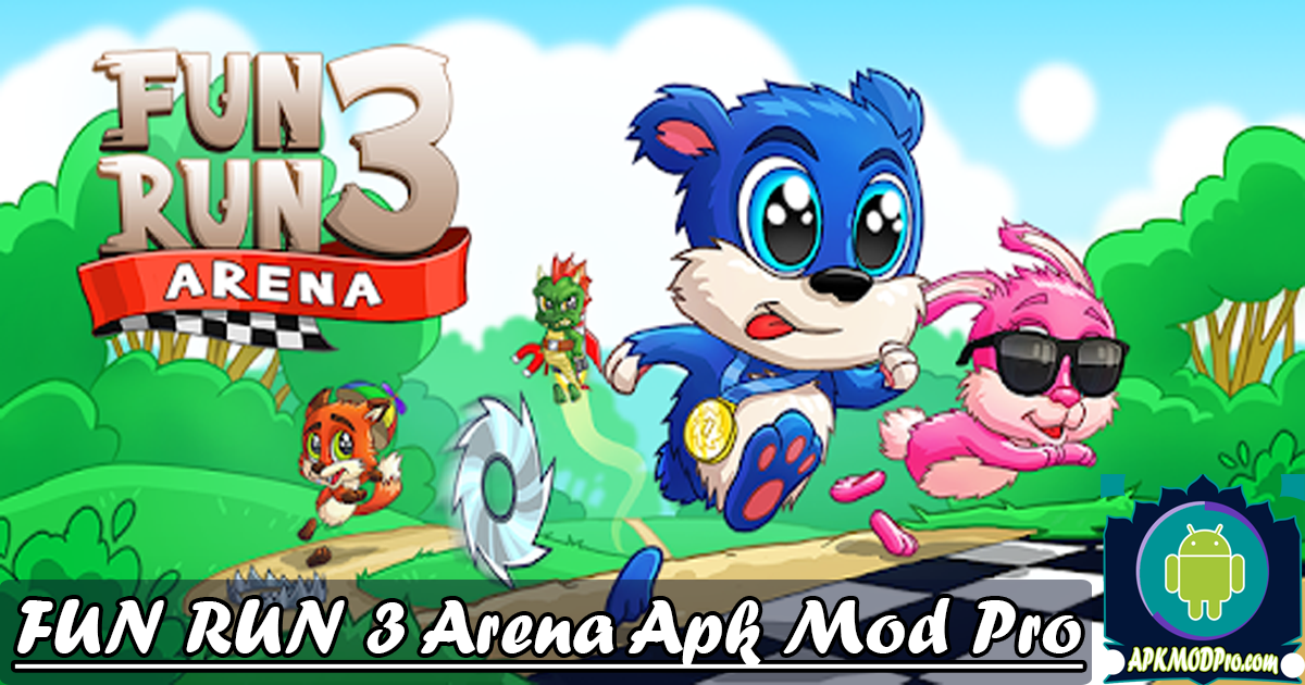 Download Fun Run 3: Arena MOD APK V 3.1.6 (God Mode) Terbaru 2020
