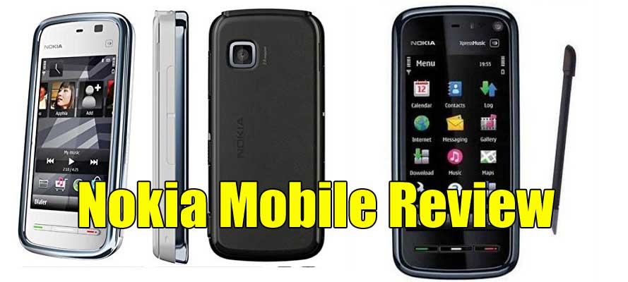Nokia 5233 Mobile Review