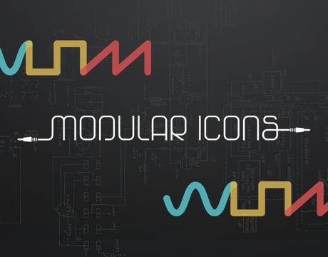 NATIVE INSTRUMENTS - Modular Icons 1.0.1 [KONTAKT LIBRARY] [WIN/MAC] [3.9GB] [INSTALLER] [RG DIRECT]