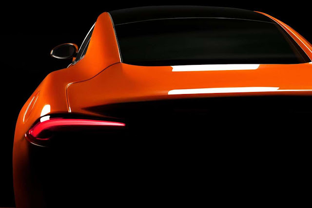 Karma Automotive dévoile sa berline électrique