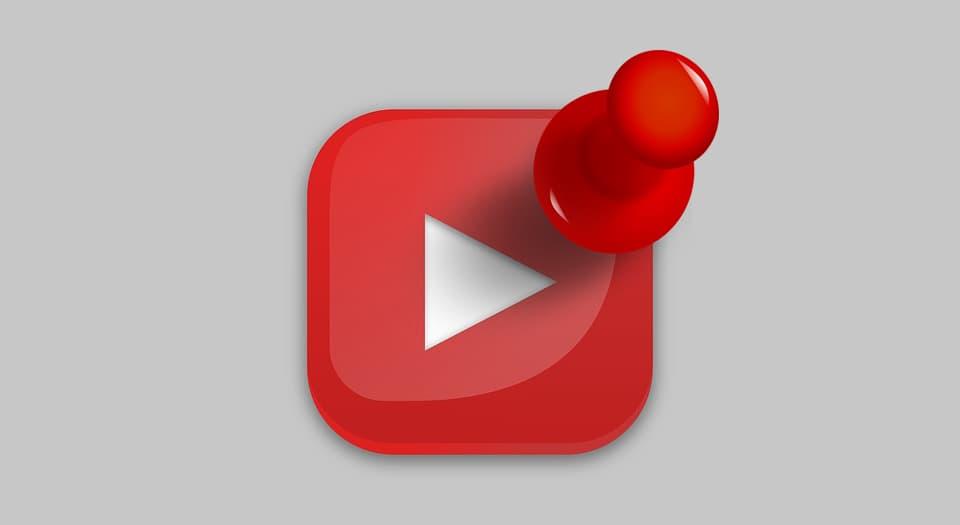 cara memberi pin di komentar youtube