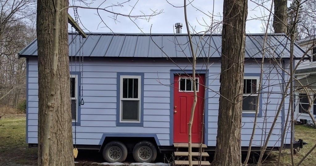 Tiny House Town Working Class Tiny House 180 Sq Ft