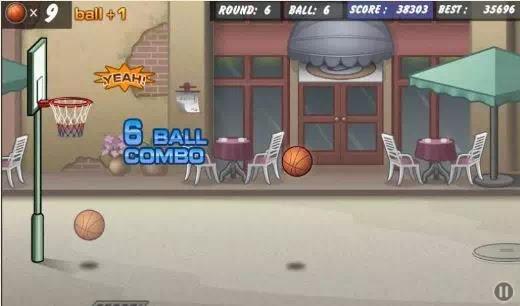 Game Bola Basket Terbaik di Android-3