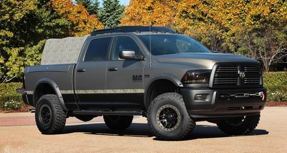 2017 RAM 2500 Outdoorsman Diesel Review