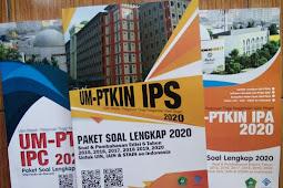 Soal UMPTKIN 2020 Lengkap Terbaru Pembahasan Materi IPS/IPA/IPC & Prediksi