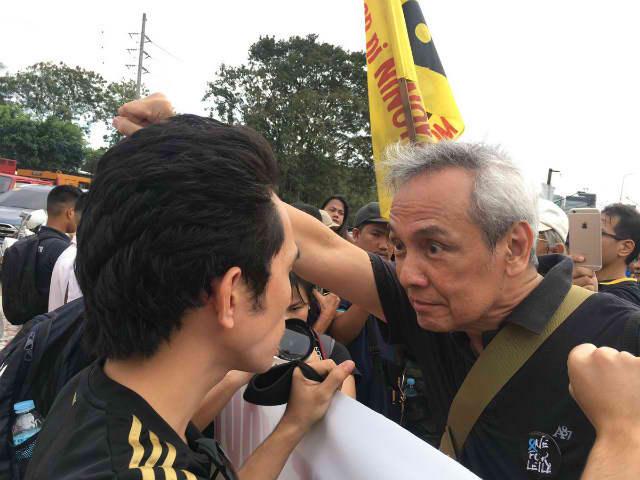 Netizen hits Jim Paredes: 'People like you JIM ang sumira at nagwasak na tunay ng adhikain ng EDSA'