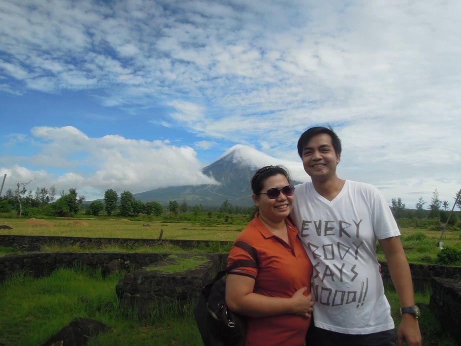 Exploring Cagsawa Ruins in Albay