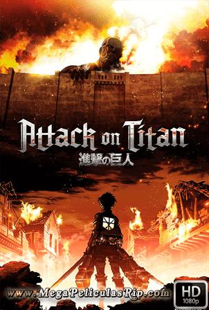 Ataque A Los Titanes Temporada 1 [1080p] [Latino-Japones] [MEGA]