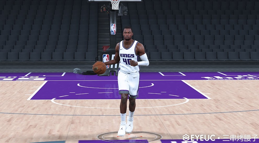 Harrison Barnes Cyberface and Body Model by Shoddy Series [FOR 2K21]