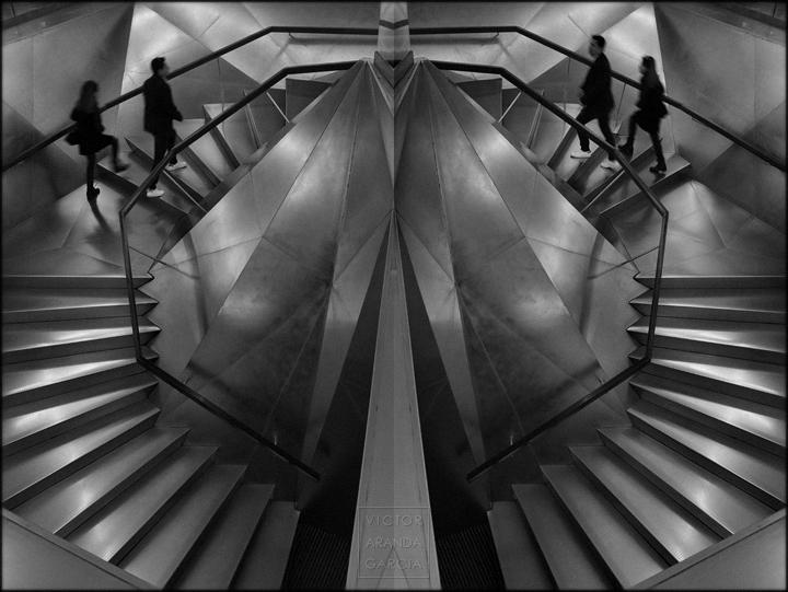 fotografia,escher,escalera,limites,serie,arte,madrid
