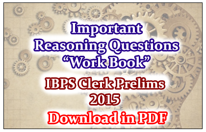 Reasoning Questions With Answers Pdf