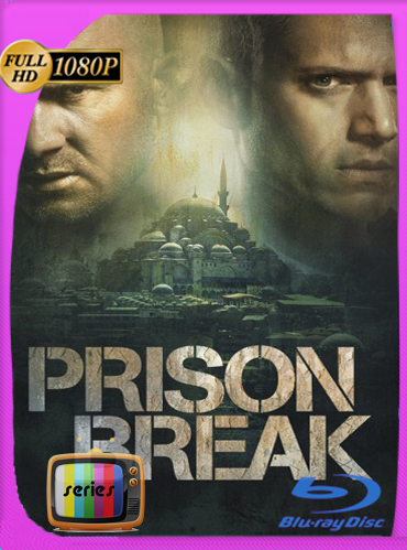 Prison Break Temporada 1-2-3-4 HD [1080p] Latino [GoogleDrive] ​TeslavoHD