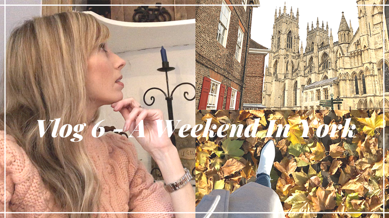 What I Wore, Ate And Did In York