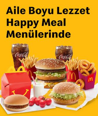 mcdonald's menü fiyat kampanyalar sipariş ve iletişim