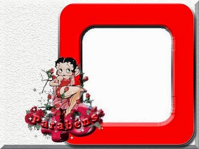 Betty Boop Free Printable Photo Frames Oh My Fiesta In