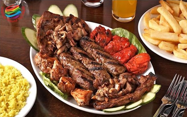 Kabab (Mix Grill) - Egyptian Cuisine