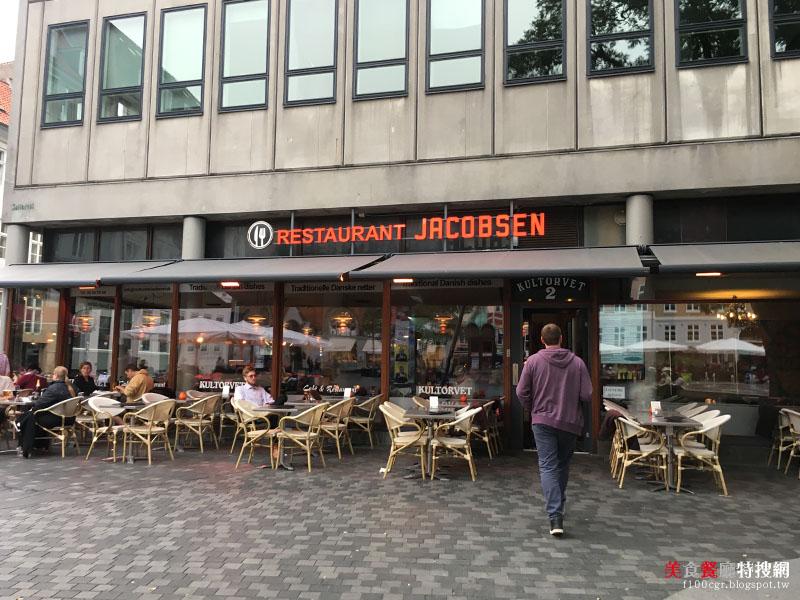 [丹麥] 哥本哈根/圓塔附近【Jacobsen】北歐丹麥料理品嚐 接骨木花氣泡飲好特別