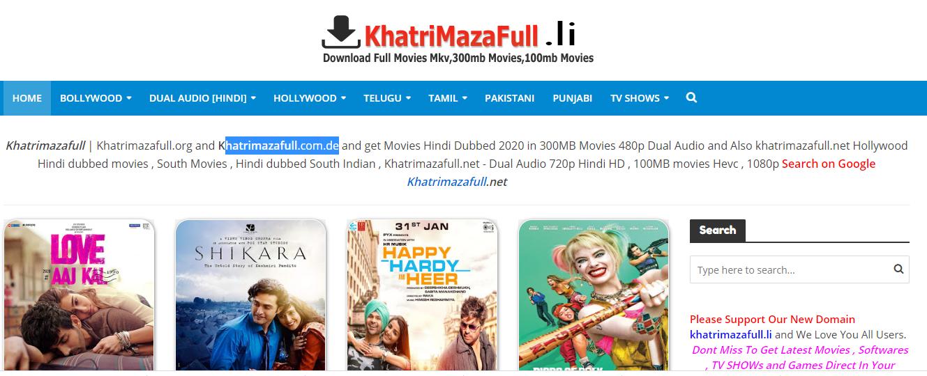Khatrimazafull | Khatrimaza Pro – Download Movies Free - WhatIdea1