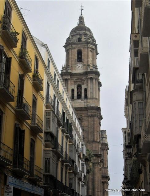 que ver casco antiguo de Málaga