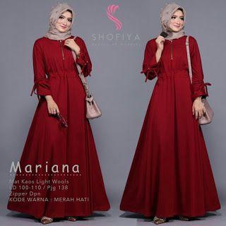 Mariana Merah Hati - Ori Shofiya