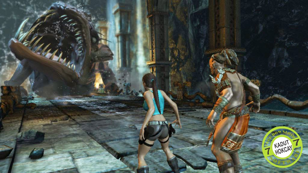 Lara Croft and the Temple of Osiris Game PC Full Crack