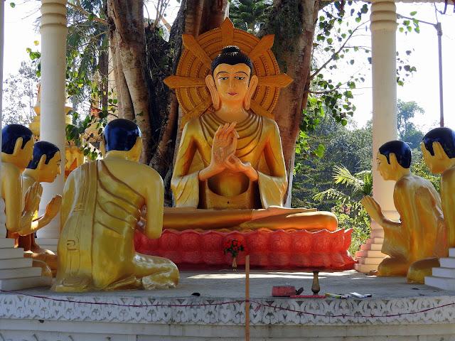 monastery, assam, buddhism, buddha