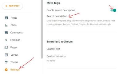 Setting Meta Tags