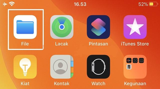 Cara Screenshot Panjang di iPhone
