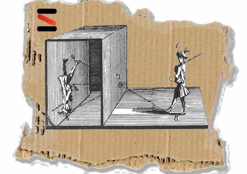الغرفة المظلمة - احدى اختراعات المسلمين للكاميرا
