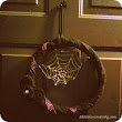 Easy (and affordable!) Halloween Wreath