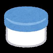 軟膏の容器のイラスト