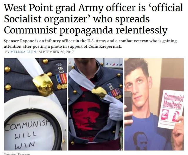 Spenser Rapone Commie Prick