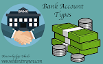 What are different Types of Bank Accounts in India?