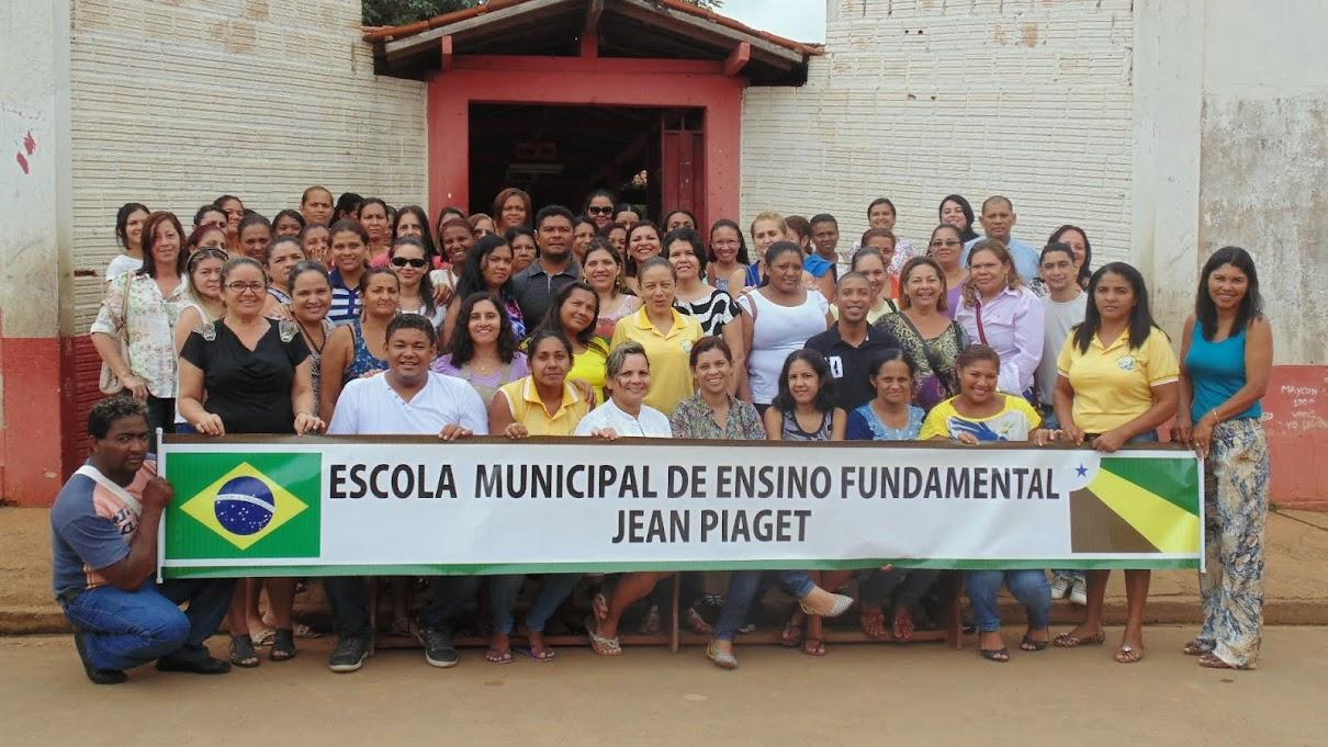 484081aa649 ESCOLA MUNICIPAL DE ENSINO FUNDAMENTAL JEAN PIAGET