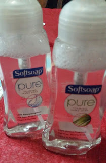 softsoap pure hand soap 1