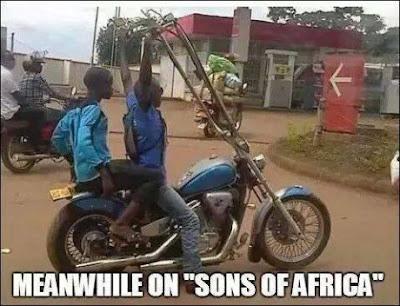 Mientras tanto en África