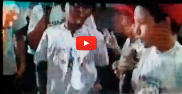 Régimen de Maduro le enseña a los niños a decir groserías en vivo y directo