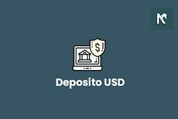 Cara Menabung Pada Deposito Mata Uang Dollar (USD)