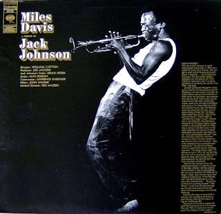 Miles Davis, Jack Johnson