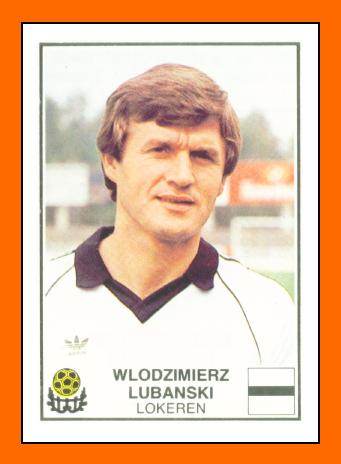 Wlodzimierz Lubanski